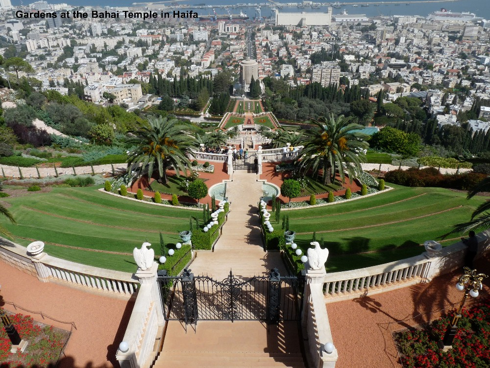 israel discovery tours jerusalem haifa